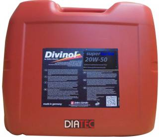 Divinol Super Turbo 20W50/20Liter