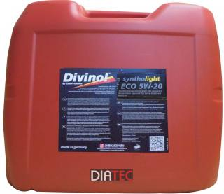 Divinol Syntholight Eco 5W20/20Liter