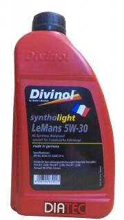 Divinol Syntholight LeMans 5W-30/1Liter